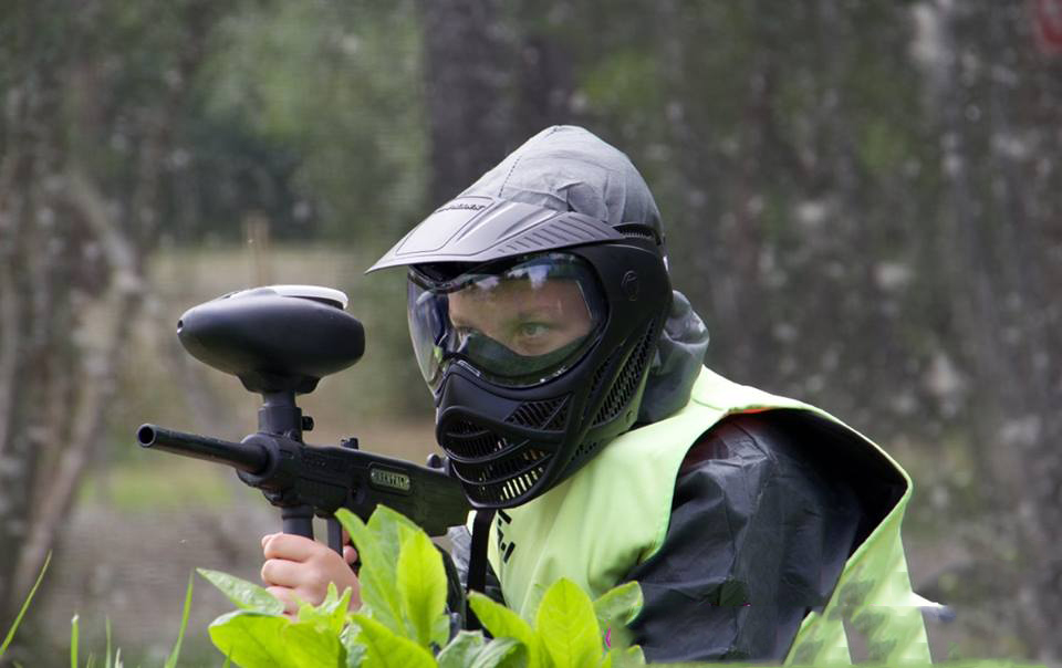 Paintball quel age